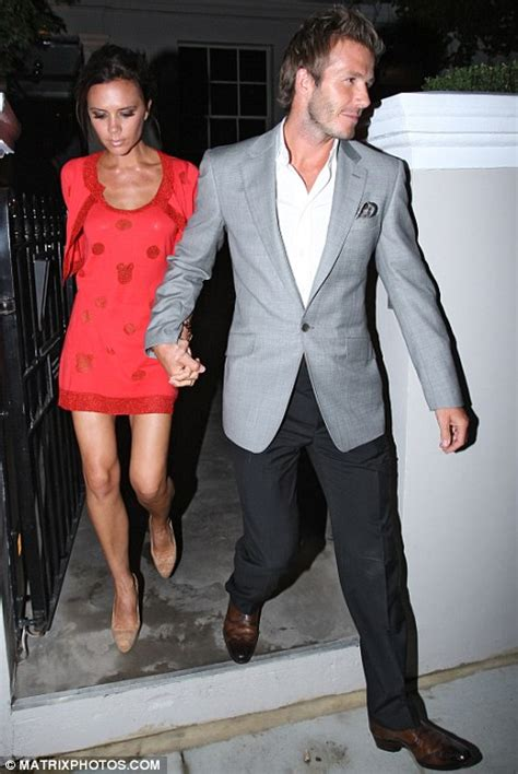 Victoria Beckham joins David and the Ramsays for Kelly Hoppen's birthday dinner Daily Mail Online