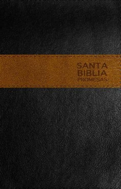 libro santa biblia promesas ntv regalo biblia de promesas ntv piel especial dos tonos editorial unilit
