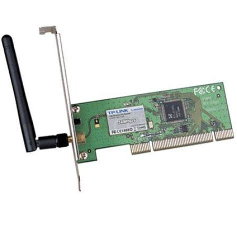 Tp Link 54mbps Wireless Pci Adapter Tl Wn350gd tplink 54m wireless pci adapter shopping price in pakistan