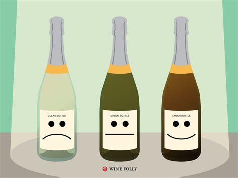 light sparkling wine how the glass bottle is wrecking your wine before you buy