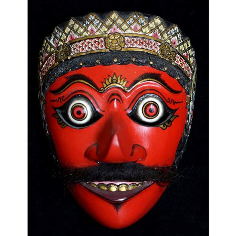 Masker Java second javanese klana