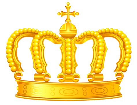 clipart crown gold crown png clipart