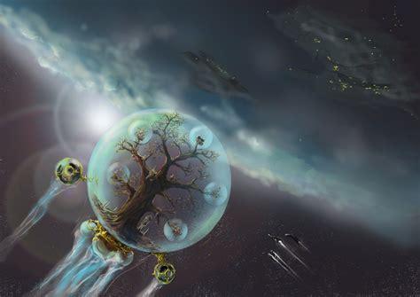 hyperion los cantos de templar spaceship by silberius on