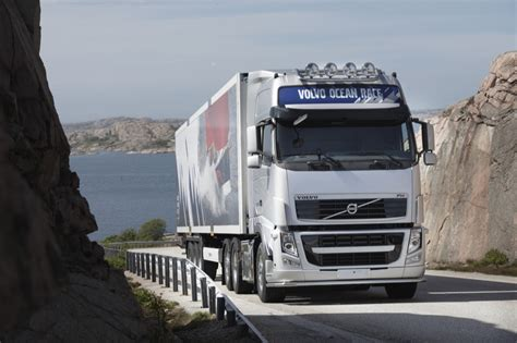 volvo ltd volvo trucks introduces ocean race limited editions