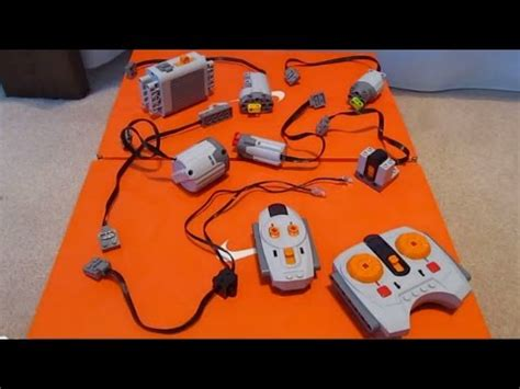 tutorial lego power functions 8293 8392 videolike