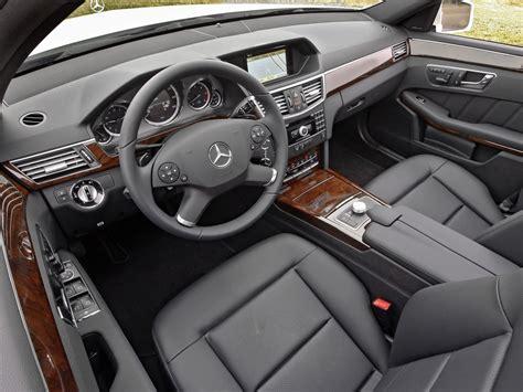 Interior Parts For Mercedes by Mercedes E Klasse E350 Bluetec W212 Usa 2009 Mercedes E
