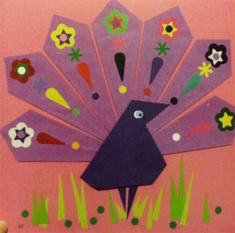 Kindergarten Origami - 202 best images about boerderij knutselen platte vlak
