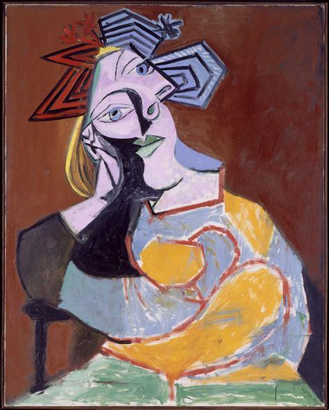 Dora Maar In An Armchair Exposi 231 227 O De Pablo Picasso Desembarca No Ccbb Com Entrada