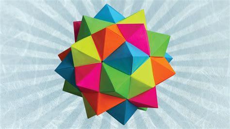 Origami Hedron - origami hedron choice image craft decoration ideas