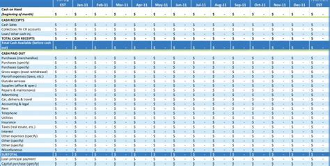 microsoft excel flow template excel flow template excel spreadsheet templates
