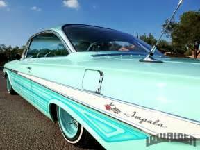 04 Chevrolet Impala 1961 Chevrolet Impala Lowrider Magazine