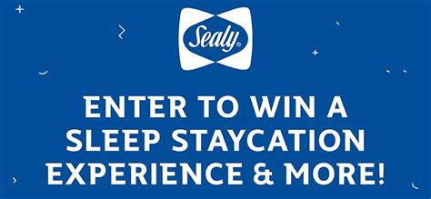Bed And Breakfast Com Gift Card - sealy canada contest win a sleep staycation experience and a 250 gift card