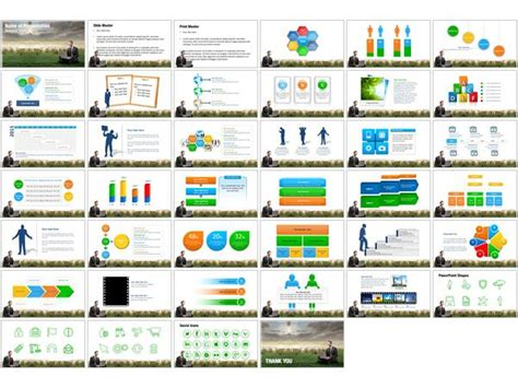 layout powerpoint portrait businessman portrait powerpoint templates businessman