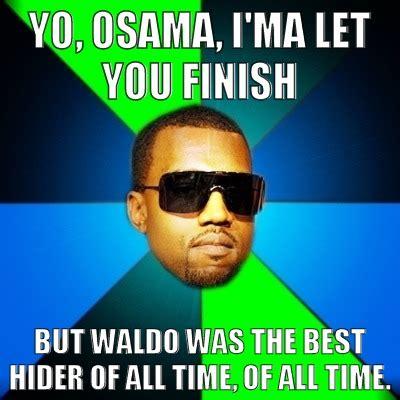 Osama Bin Laden Memes - kanye meme west bin laden memes