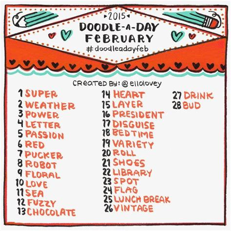 doodle list of creations doodles and search on