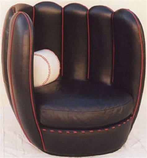 baseball glove couch pin by robin clark on colton pinterest