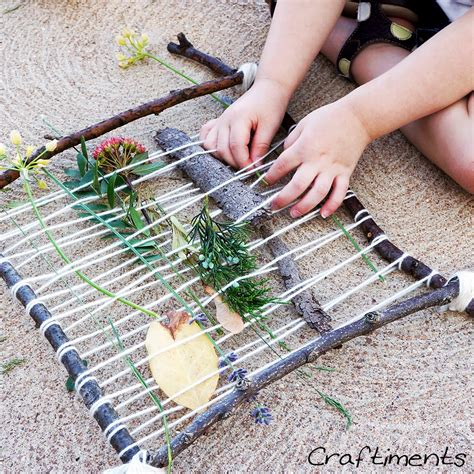 nature materials spring inspired fine motor activities the learning hub