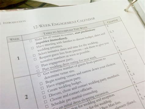 Wedding Checklist In 3 Months by Engagements And Wedding Planning Christian Wedding