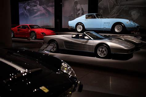 design museum london voucher ferrari under the skin cars worth 163 140 million on show at