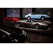 Ferrari Under The Skin Cars Worth &163140 Million On Show At
