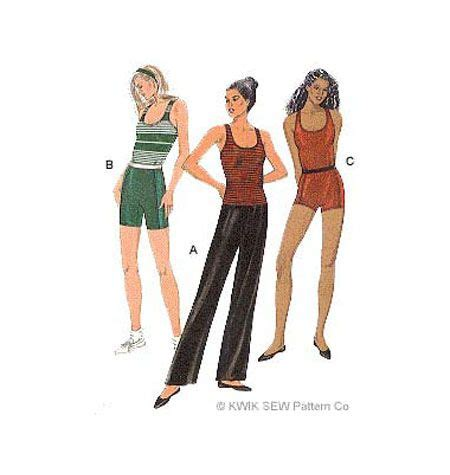 sewing pattern workout clothes 9 best activewear patterns images on pinterest sewing