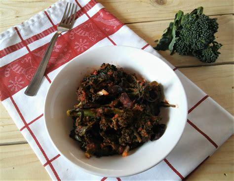 come cucinare i broccoli siciliani broccoli affogati cucina serafina