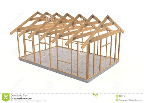 house frame basic a frame house