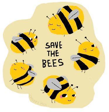 Save The Bee save the bees youth are awesome