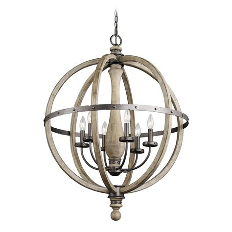 Kichler Lighting Sale Kichler Lighting Evan Distressed Antique Gray Pendant Light 43327dag Destination Lighting