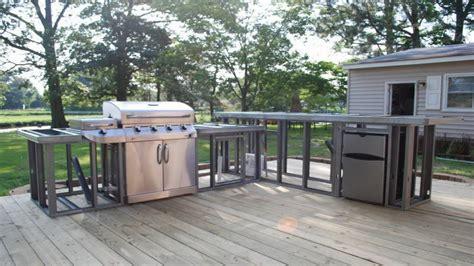 modular outdoor kitchen islands modular outdoor kitchens costco stunning modular outdoor