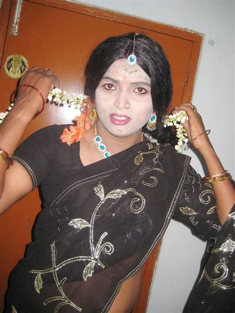 Black Cross Dressers by Indian Crossdressers In Drag Indian