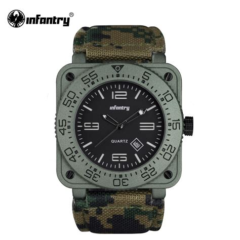 watches for infantry mens watches relojes top sale luxury aviator