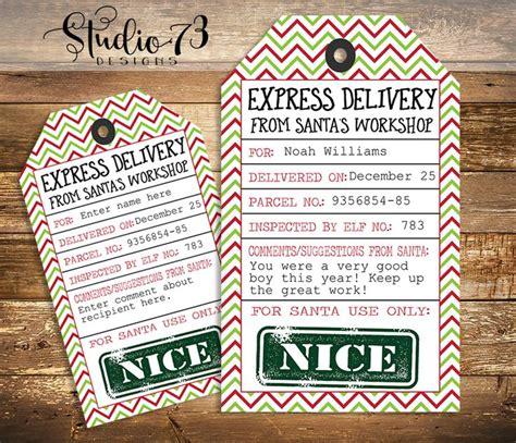 printable christmas tags editable free editable and printable christmas gift tag from santa