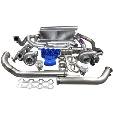Selang Oly Turbo 1 X 35 gt35 turbo intercooler kit for 79 93 ford foxbody