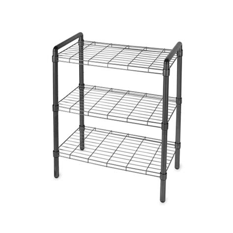 black wire shelving black wire shelving unit in free standing shelves