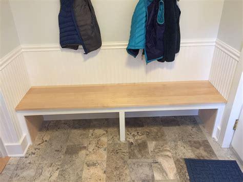 mudroom bench seat walters woodworking design