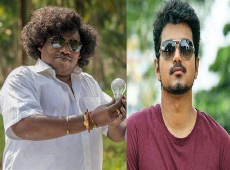 tamil actor yogi babu comedy yogi babu joins vijay nettv4u