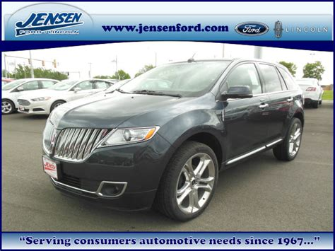 2013 lincoln mkx brochure 2013 lincoln mkx for sale in marshalltown ia 5263b