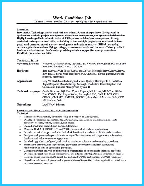 Outstanding Resume Exles by Outstanding Cto Resume For Professionals