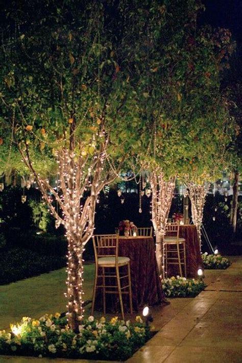 beautiful backyard tree lighting ideas   fascinate