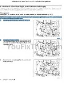 new l200 c200 series repair manual skid steer compact track loader 171 youfixthis