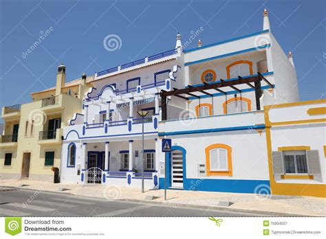 houses to buy in portugal colorful houses in portugal royalty free stock photography image 15934507