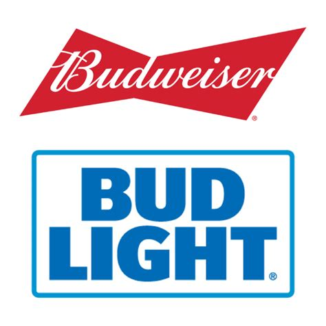 budweiser and bud light budweiser bud light family companies