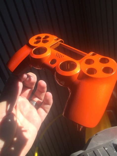 ps4 halloween themes watch the ps4 s dualshock 4 disassembled and repainted in