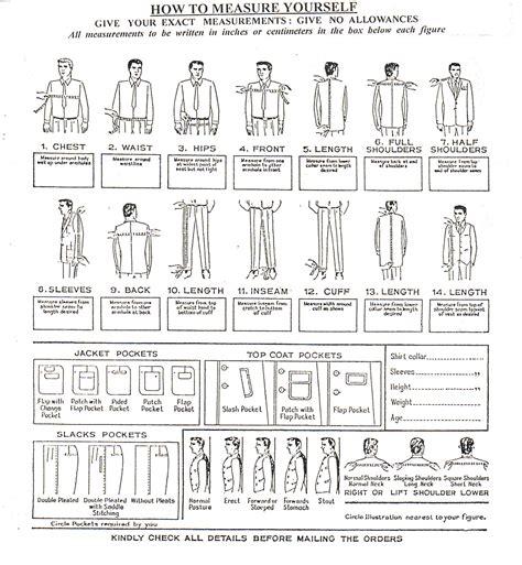 Costume Measurement Suit Measurements Template Planet Surveyor Com Suit Measurements Template