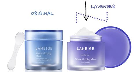 Laneige Water Sleeping Mask Fullsize Original plus size kitten new laneige sleeping mask range