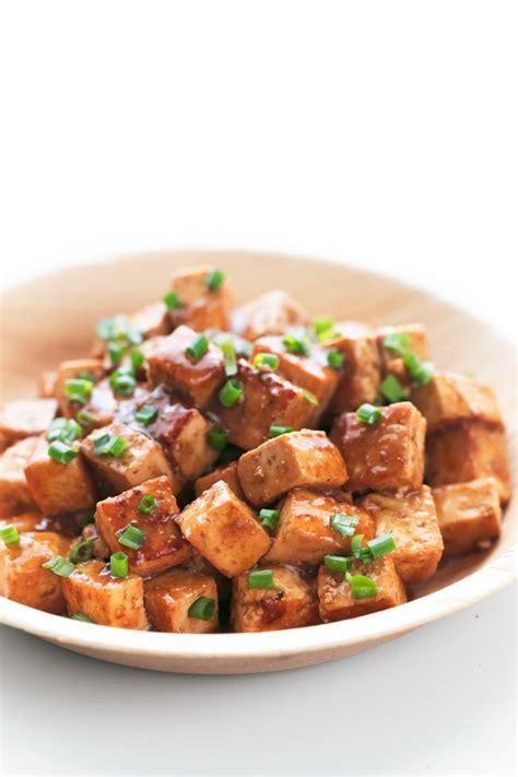 easy marinated tofu simple vegan blog