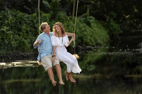 pictures of couples swinging luxury fiji private island ll fiji18