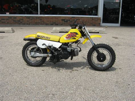 Suzuki 50 Dirt Bike 1998 Suzuki Jr50 Dirt Bike For Sale On 2040 Motos