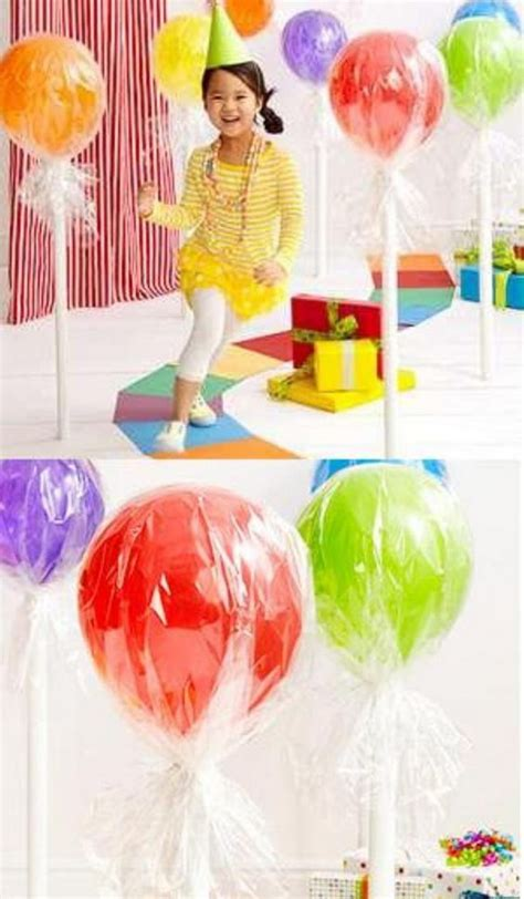Balloon Centerpieces Without Helium » Home Design 2017